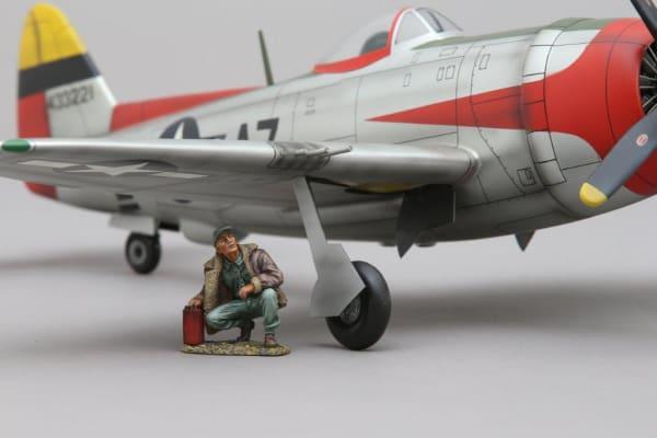 USA012 US Aircraftman