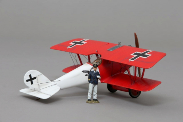 WOW156 - PFALZ D.III RED LOZENGE