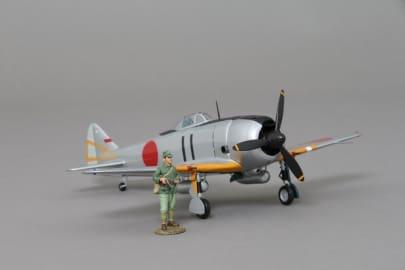 WOW135 KI-44 Tojo